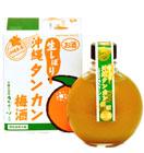 沖縄たんかん梅酒